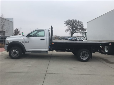 2018 Ram 5500 Regular Cab DRW 4x4, Knapheide Value-Master X Platform Body #R1724 - photo 4