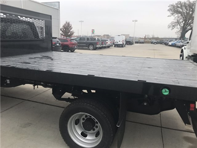 2018 Ram 5500 Regular Cab DRW 4x4, Knapheide Value-Master X Platform Body #R1724 - photo 9