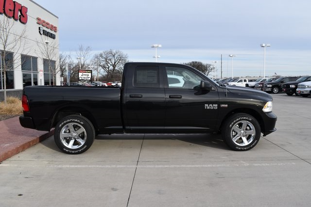 2018 Ram 1500 Quad Cab 4x4, Pickup #R1727 - photo 12