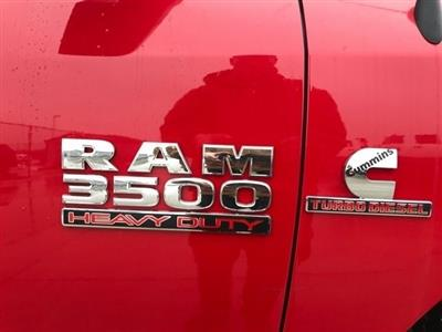 2018 Ram 3500 Regular Cab DRW 4x4, Cab Chassis #R1750 - photo 18