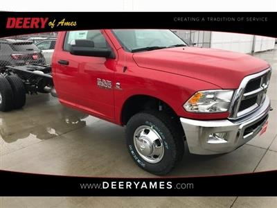 2018 Ram 3500 Regular Cab DRW 4x4,  Cab Chassis #R1750 - photo 1