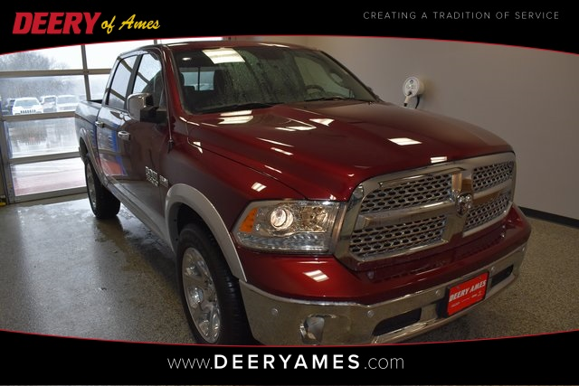 2018 Ram 1500 Crew Cab 4x4, Pickup #R1753 - photo 1