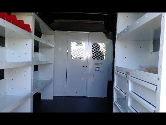 2018 ProMaster 2500 High Roof FWD,  Weather Guard Upfitted Cargo Van #R1755 - photo 2