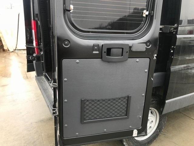2018 ProMaster 2500 High Roof FWD,  Weather Guard Upfitted Cargo Van #R1755 - photo 6