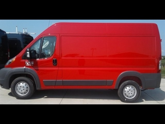 2018 ProMaster 1500 High Roof FWD,  Adrian Steel Upfitted Cargo Van #R1761 - photo 4