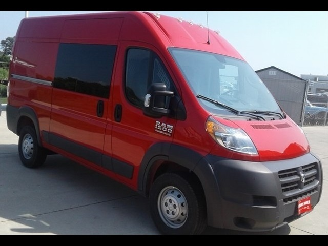 2018 ProMaster 1500 High Roof FWD,  Adrian Steel Upfitted Cargo Van #R1761 - photo 9