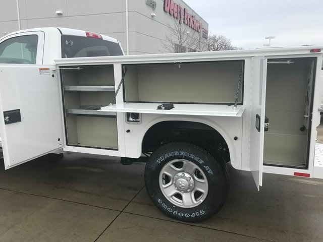2018 Ram 2500 Regular Cab 4x4, Knapheide Service Body #R1776 - photo 14