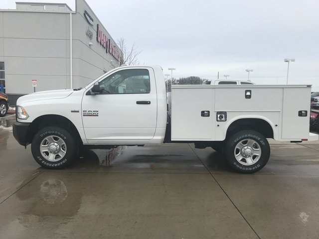 2018 Ram 2500 Regular Cab 4x4, Knapheide Service Body #R1776 - photo 4