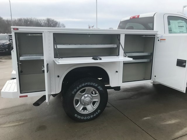2018 Ram 2500 Regular Cab 4x4, Knapheide Service Body #R1776 - photo 8