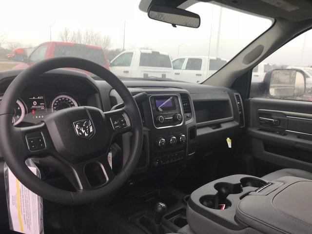 2018 Ram 3500 Regular Cab DRW 4x4, Cab Chassis #R1784 - photo 12