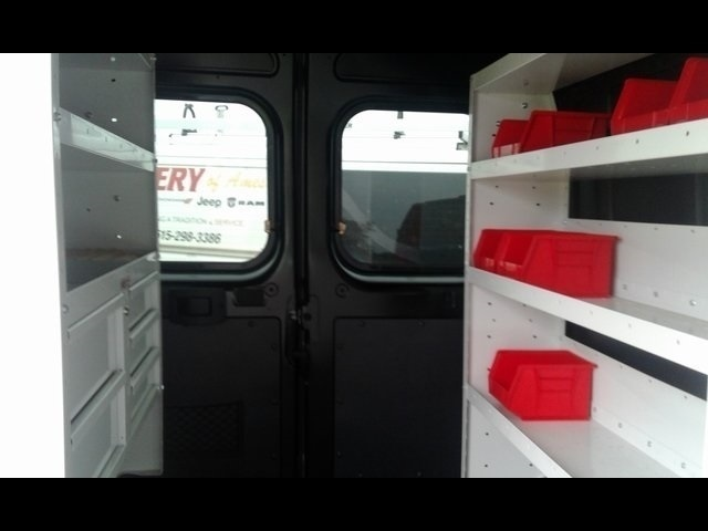2018 ProMaster 1500 High Roof FWD,  Upfitted Cargo Van #R1790 - photo 18