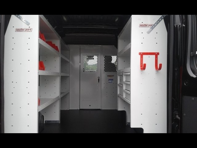 2018 ProMaster 1500 High Roof FWD,  Upfitted Cargo Van #R1790 - photo 2