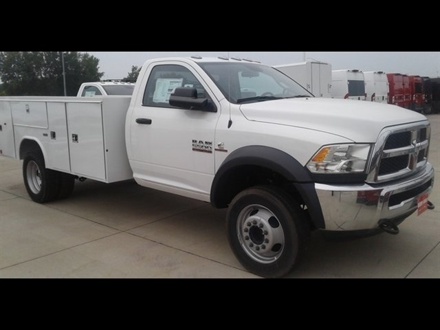 2018 Ram 5500 Regular Cab DRW 4x4,  Reading SL Service Body #R1802 - photo 1