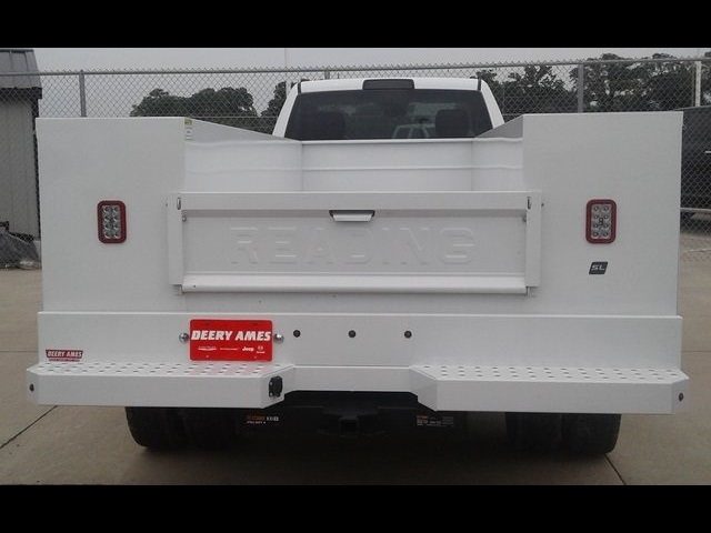 2018 Ram 5500 Regular Cab DRW 4x4,  Reading SL Service Body #R1802 - photo 6