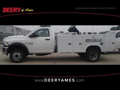 2018 Ram 5500 Regular Cab DRW 4x4,  Reading SL Service Body #R1802 - photo 4