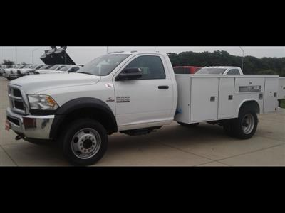 2018 Ram 5500 Regular Cab DRW 4x4,  Reading SL Service Body #R1802 - photo 3