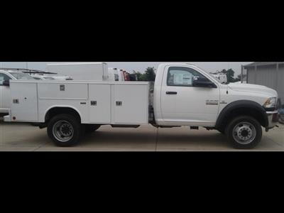 2018 Ram 5500 Regular Cab DRW 4x4,  Reading SL Service Body #R1802 - photo 2