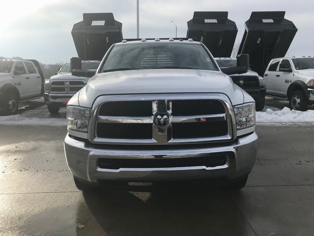 2017 Ram 3500 Crew Cab DRW 4x4,  Crysteel Dump Body #R1803 - photo 3