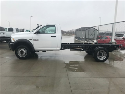 2018 Ram 4500 Regular Cab DRW 4x4,  Cab Chassis #R1856 - photo 8