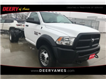 2018 Ram 4500 Regular Cab DRW 4x4,  Cab Chassis #R1856 - photo 2