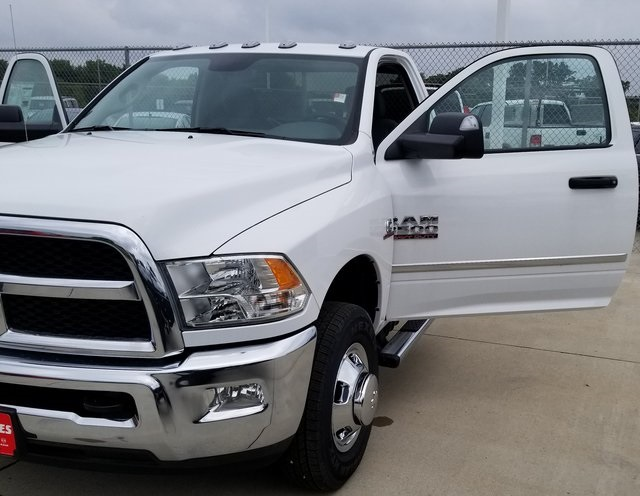 2018 Ram 3500 Regular Cab DRW 4x4,  Cab Chassis #R1898 - photo 2