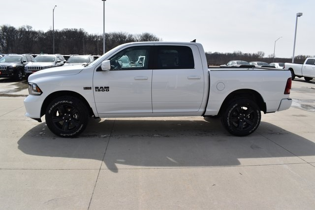 2018 Ram 1500 Crew Cab 4x4,  Pickup #R1909 - photo 6