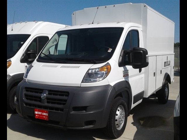 2018 ProMaster 3500 Standard Roof FWD,  Reading Aluminum CSV Service Utility Van #R1924 - photo 1