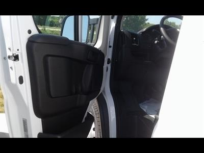 2018 ProMaster 3500 Standard Roof FWD,  Reading Aluminum CSV Service Utility Van #R1924 - photo 12
