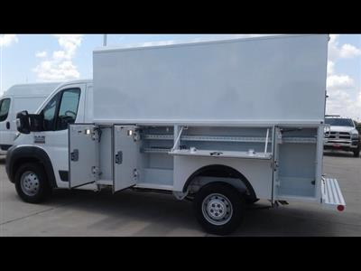 2018 ProMaster 3500 Standard Roof FWD,  Reading Aluminum CSV Service Utility Van #R1924 - photo 5