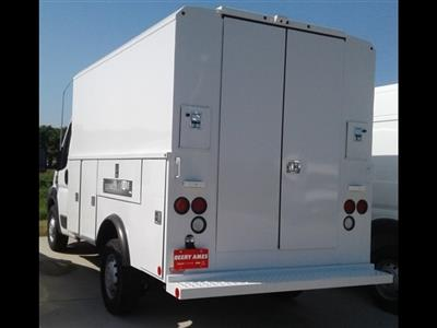 2018 ProMaster 3500 Standard Roof FWD,  Reading Aluminum CSV Service Utility Van #R1924 - photo 2