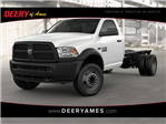2018 Ram 4500 Regular Cab DRW 4x4,  Cab Chassis #R1957 - photo 1