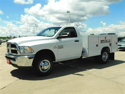 2018 Ram 3500 Regular Cab DRW 4x4,  Reading SL Service Body #R1970 - photo 4