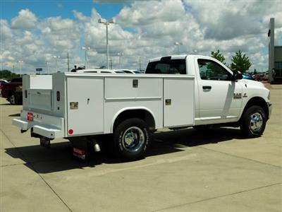 2018 Ram 3500 Regular Cab DRW 4x4,  Reading SL Service Body #R1970 - photo 1
