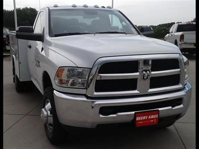 2018 Ram 3500 Regular Cab DRW 4x4,  Reading SL Service Body #R1970 - photo 29