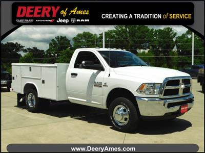 2018 Ram 3500 Regular Cab DRW 4x4,  Reading SL Service Body #R1970 - photo 30