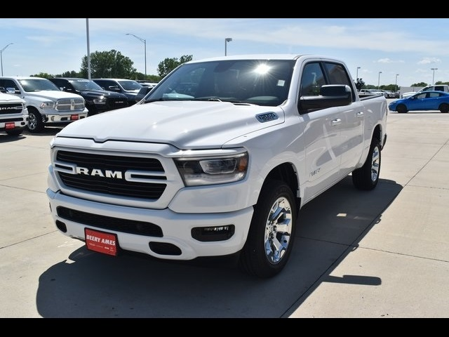 2019 Ram 1500 Crew Cab 4x4,  Pickup #R1977 - photo 7