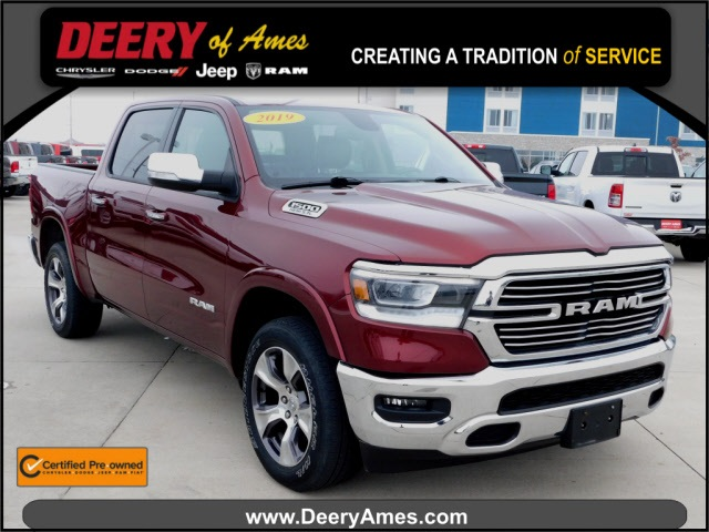 2019 Ram 1500 Crew Cab 4x4,  Pickup #R1981 - photo 1