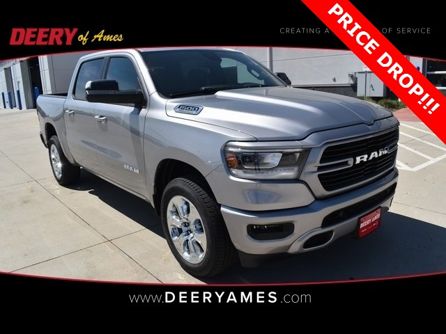 2019 Ram 1500 Crew Cab 4x4,  Pickup #R1995 - photo 1