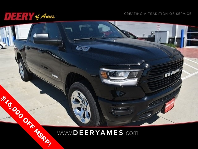 2019 Ram 1500 Crew Cab 4x4,  Pickup #R2023 - photo 1