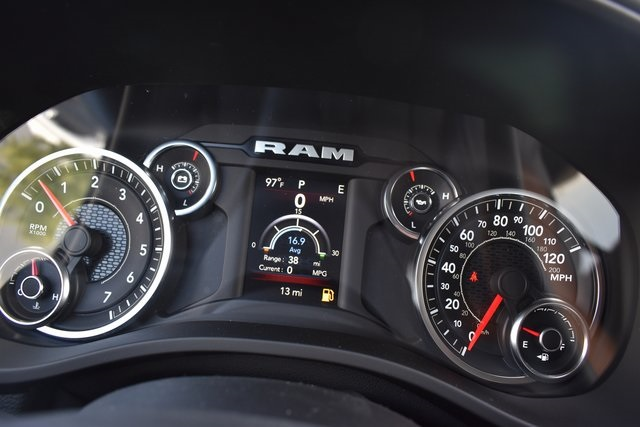 2019 Ram 1500 Quad Cab 4x4,  Pickup #R2043 - photo 18