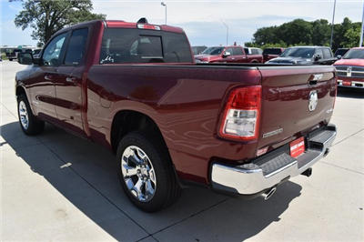 2019 Ram 1500 Quad Cab 4x4,  Pickup #R2043 - photo 5