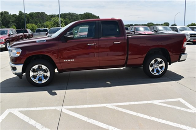 2019 Ram 1500 Quad Cab 4x4,  Pickup #R2043 - photo 6