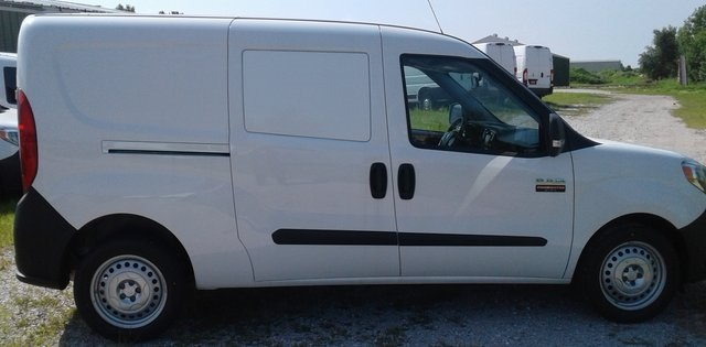 2018 ProMaster City FWD,  Empty Cargo Van #R2057 - photo 11