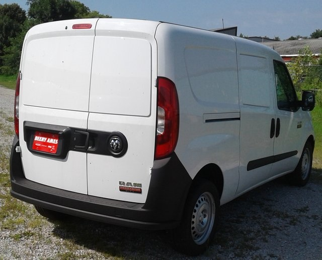 2018 ProMaster City FWD,  Empty Cargo Van #R2057 - photo 9