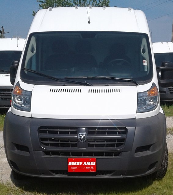 2018 ProMaster 3500 High Roof FWD,  Empty Cargo Van #R2082 - photo 3