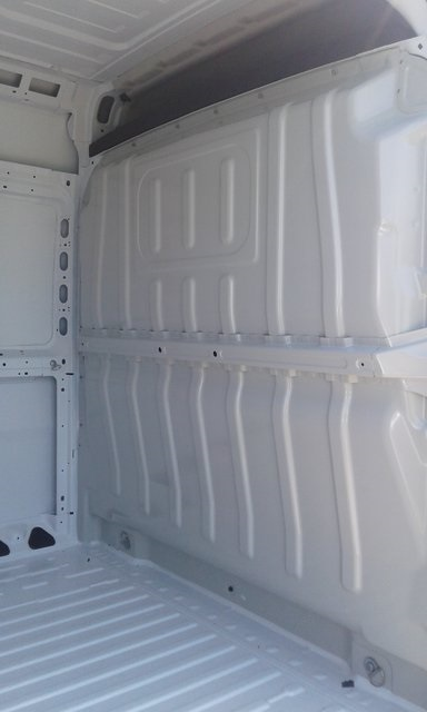 2018 ProMaster 3500 High Roof FWD,  Empty Cargo Van #R2082 - photo 26