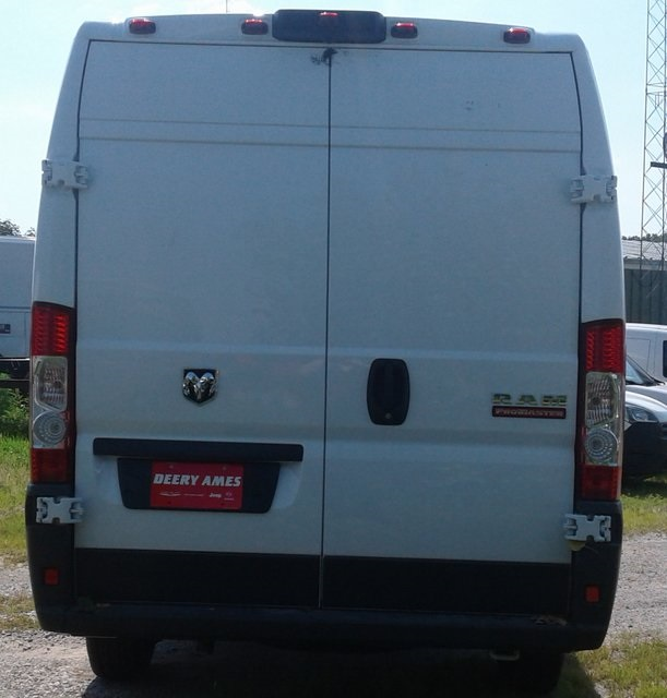 2018 ProMaster 3500 High Roof FWD,  Empty Cargo Van #R2082 - photo 8