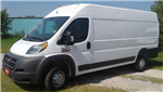 2018 ProMaster 3500 High Roof FWD,  Empty Cargo Van #R2082 - photo 4
