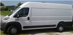 2018 ProMaster 3500 High Roof FWD,  Empty Cargo Van #R2082 - photo 5