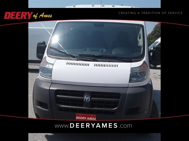 2018 ProMaster 2500 High Roof FWD,  Empty Cargo Van #R2100 - photo 3